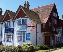 Swiss Cottage Non Smokers Bed and breakfast