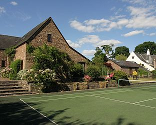 Oatfield Country Cottages Self Catering