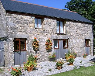 The Barn At Little Trefula Self Catering